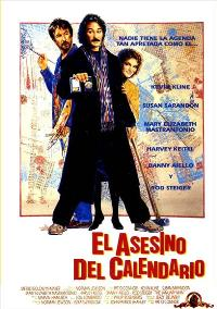 The January Man - 11 x 17 Movie Poster - Spanish Style A