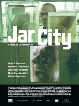 Jar City - 11 x 17 Movie Poster - Danish Style A