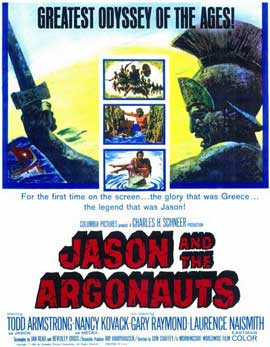 Jason and the Argonauts - 11 x 17 Movie Poster - Style A