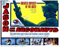 Jason and the Argonauts - 11 x 14 Movie Poster - Style A