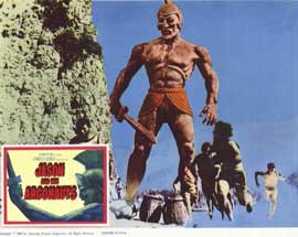Jason and the Argonauts - 11 x 14 Movie Poster - Style D