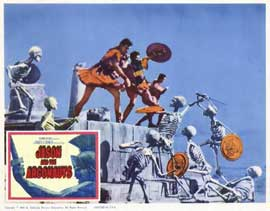 Jason and the Argonauts - 11 x 14 Movie Poster - Style G