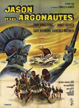 Jason and the Argonauts - 11 x 17 Movie Poster - French Style A