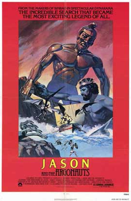 Jason and the Argonauts - 11 x 17 Movie Poster - Style B