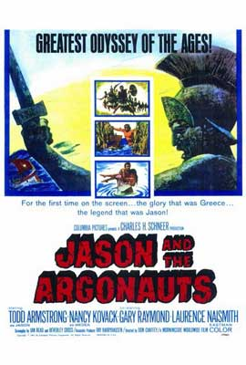 Jason and the Argonauts - 27 x 40 Movie Poster - Style A