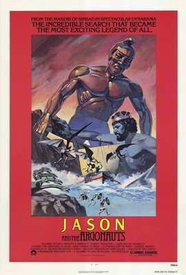 Jason and the Argonauts - 27 x 40 Movie Poster - Style B