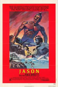 Jason and the Argonauts - 43 x 62 Movie Poster - Bus Shelter Style A