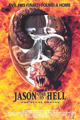 Jason Goes to Hell: The Final Friday - 11 x 17 Movie Poster - Style A