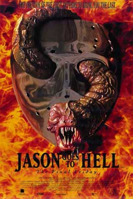 Jason Goes to Hell: The Final Friday - 11 x 17 Movie Poster - Style C