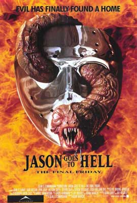 Jason Goes to Hell: The Final Friday - 27 x 40 Movie Poster - Style A