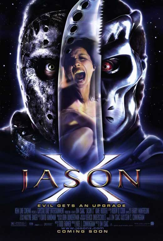 jason x 2007 item ed8946 1 your selected format size product type 11 x    Jason X