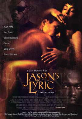 Jason's Lyric - 11 x 17 Movie Poster - Style A