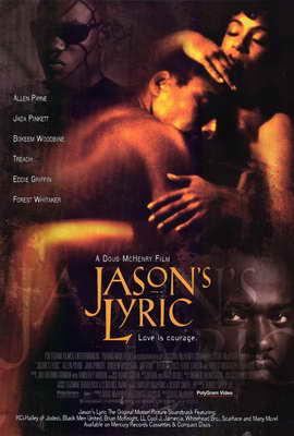 Jason's Lyric - 27 x 40 Movie Poster - Style A