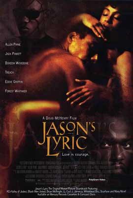 Jason's Lyric - 27 x 40 Movie Poster - Style B
