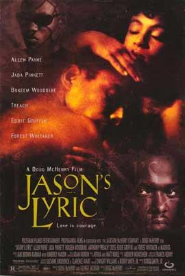 Jason's Lyric - 11 x 17 Movie Poster - Style B