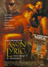 Jason's Lyric - 11 x 17 Movie Poster - Style C