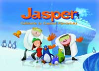 Jasper the Penguin (TV) - 27 x 40 TV Poster - Romanian Style A