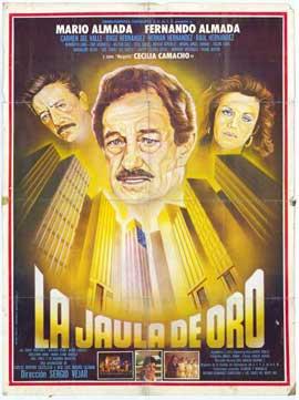 Jaula de oro, La - 11 x 17 Movie Poster - Spanish Style A