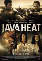 Java Heat - 11 x 17 Movie Poster - Style B