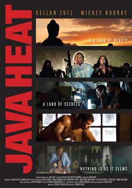 Java Heat - 11 x 17 Movie Poster - Style A