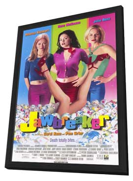 Jawbreaker - 11 x 17 Movie Poster - Style A - in Deluxe Wood Frame