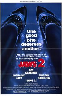 Jaws 2 - 11 x 17 Movie Poster - Style C