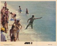 Jaws 2 - 11 x 14 Movie Poster - Style A