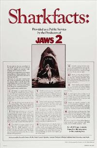 Jaws 2 - 27 x 40 Movie Poster - Style C