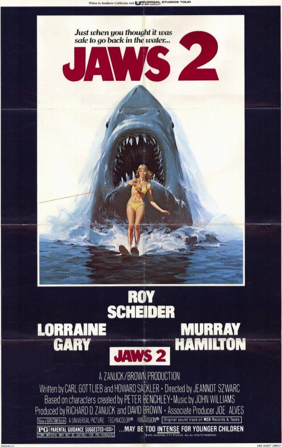 John Williams Jaws 2 Der Weisse Hai Teil 2 The Original Motion Picture Soundtrack
