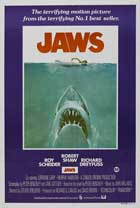 Jaws - 27 x 40 Movie Poster - Australian Style A