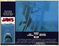 Jaws - 11 x 14 Movie Poster - Style A