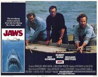 Jaws - 11 x 14 Movie Poster - Style F