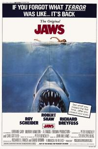 Jaws - 11 x 17 Movie Poster - Style B