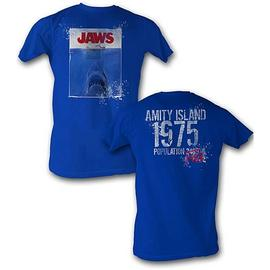 Jaws - 1975 Movie Poster T-Shirt
