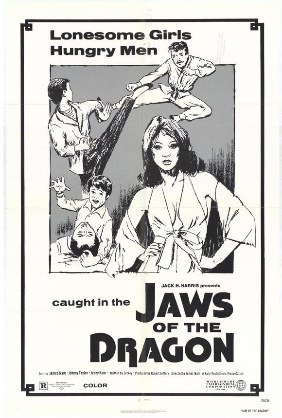 Jaws of the Dragon movie