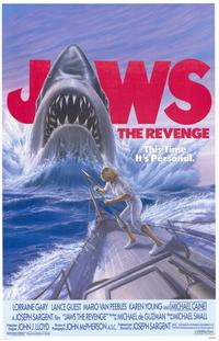 Jaws: The Revenge - 11 x 17 Movie Poster - Style A