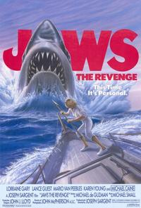 Jaws: The Revenge - 27 x 40 Movie Poster - Style A
