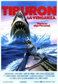 Jaws: The Revenge - 11 x 17 Movie Poster - Spanish Style A