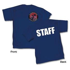 Jay and Silent Bob Strike Back - Comic Book Men Secret Stash Staff T-Shirt