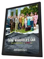 Jayne Mansfield's Car - 11 x 17 Movie Poster - Style A - in Deluxe Wood Frame