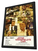 Jayne Mansfield's Car - 11 x 17 Movie Poster - Style B - in Deluxe Wood Frame