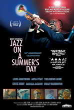 Jazz on a Summer's Day - 11 x 17 Movie Poster - Style A