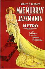 Jazzmania - 11 x 17 Movie Poster - Style A