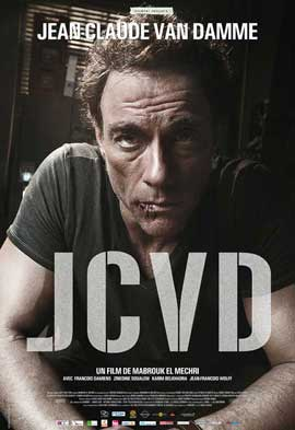 JCVD - 11 x 17 Movie Poster - Belgian Style A