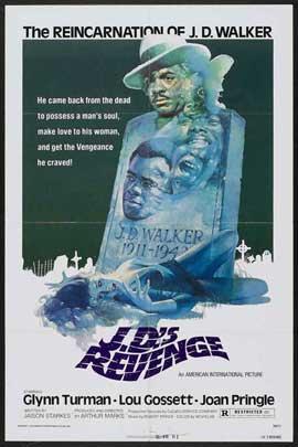 J.D.'s Revenge - 27 x 40 Movie Poster - Style A