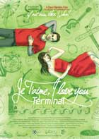 Je T'aime, I Love You Terminal - 11 x 17 Movie Poster - Style A