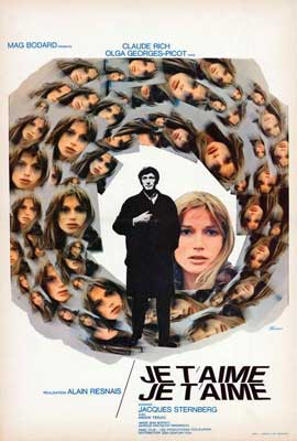 Je t'aime, je t'aime - 27 x 40 Movie Poster - Belgian Style A
