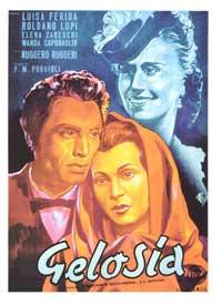 Jealousy - 27 x 40 Movie Poster - Italian Style A