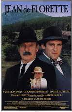 Jean de Florette - 11 x 17 Movie Poster - Style A