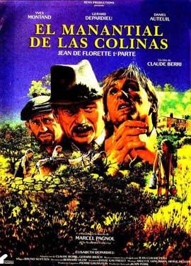 Jean de Florette - 11 x 17 Movie Poster - Spanish Style A